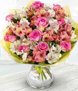 Get Well flowers from Every Bloomin Thing Flowers Glasgow
