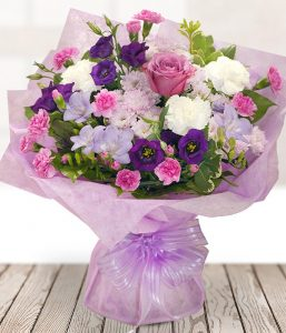 New Princess bouquet from Every Bloomin Thing Flowers Glasgow