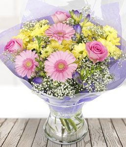 Olivia bouquet from Every Bloomin Thing Flowers Glasgow