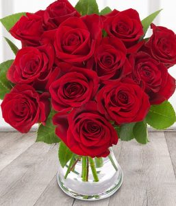 Red Roses from Every Bloomin Thing Glasgow