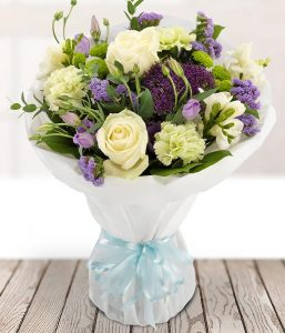 Simply Vintage Bouquet from Every bloomin Thing Flowers Glasgow
