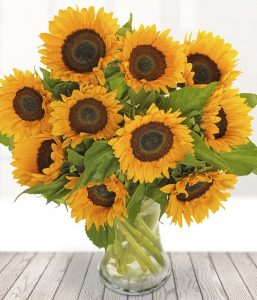 Sunflowers from Every Bloomin Thing Flowers Glasgow